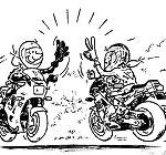 motociclisti